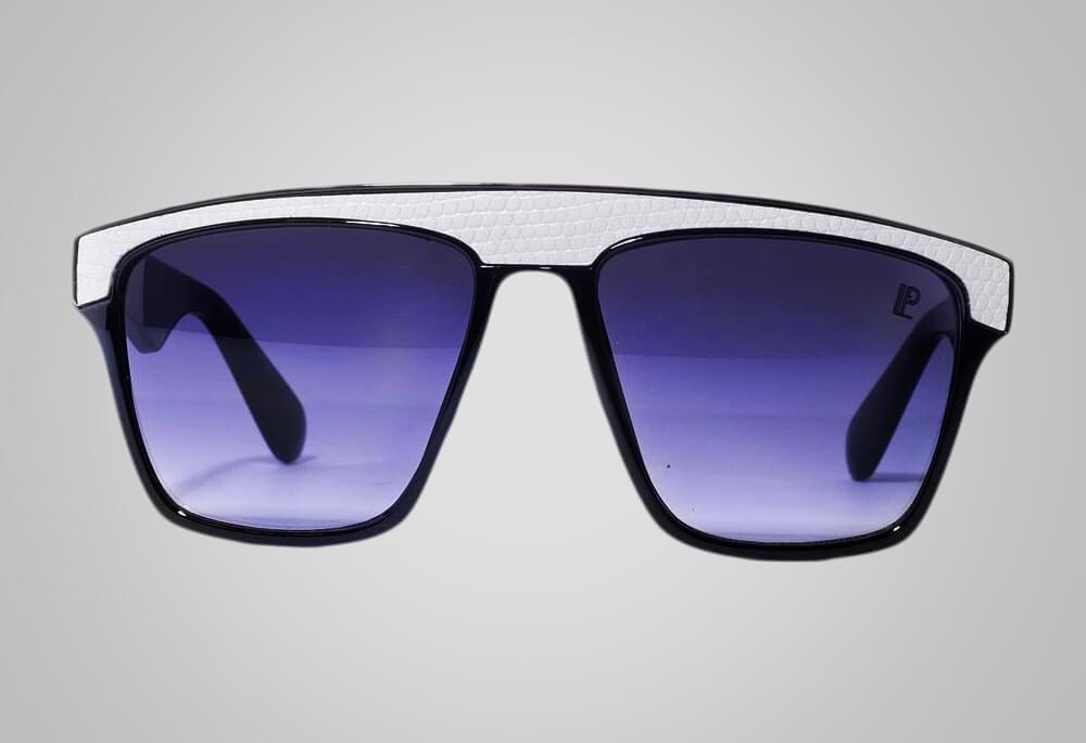 futuristic eyewear wht blk lepremier miami custom